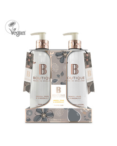 Boutique Neroli, Pear & Gingerlily Hand Duo