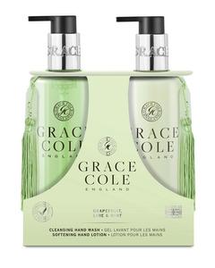 Grace Cole Grapefruit Lime & Mint Hand Care Duo Set