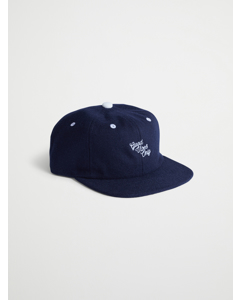 Unconstructed Good Vibes Cap Navy