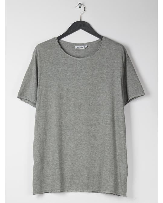Weekday Dark T-shirt Grey