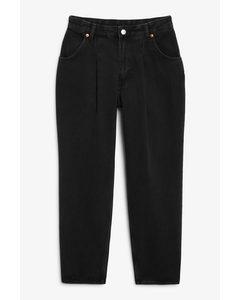 Maja Washed Black Jeans Washed Black