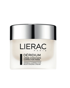 Lierac Deridium Anti-wrinkle Cream For Normal And Combination Skin 50 Ml  Clear