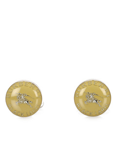 Burberry Gold-tone Cufflinks Gold