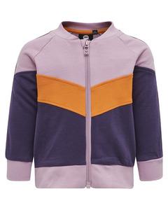 Veronica Zip Jacket Purple