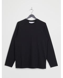 Raglan Long Sleeve T-shirt Black