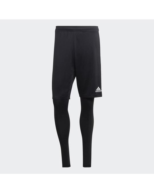 ADIDAS Tiro 19 Two-in-one Shorts