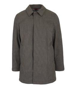 Single Breasted Coat  Grey
