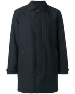 Microtene Jacket Navy Blue