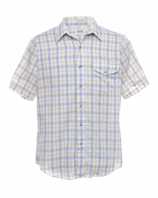 Lee 1980s Lee Checked Shirt
