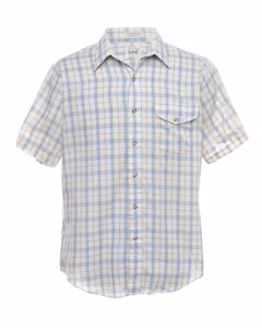 1980s Lee Checked Shirt