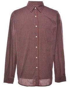 2000s Cherokee Checked Shirt