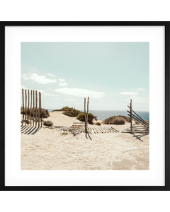 Strand in Frankreich