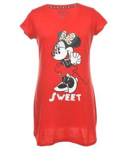 Minnie Mouse Disney Cartoon T-shirt