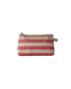 Cosmetic S Villa Stripe Pink