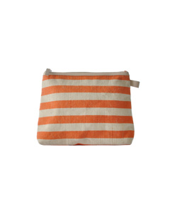 Cosmetic M Villa Stripe Orange