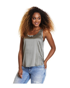 Won´t Stop Tank Top Cargo Green