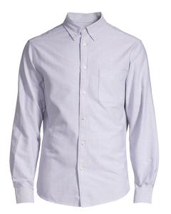 Mvp Chapman Oxford Shirt  Grey