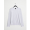 Mvp Ashfield Long Sleeve Crew Neck T-shirt White