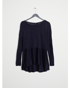 Pullover Blå