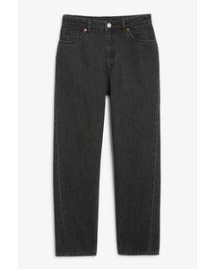 Kyo Washed Black Jeans Washed Black