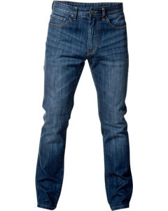 Regular Stretch Jeans Medium Blue