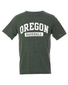 Champion Oregon Baseball Sports T-shirt