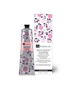 Moroccan Rose Nourishing Hand Cream Clear