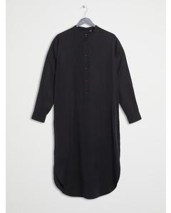 Edele Long Shirt Black