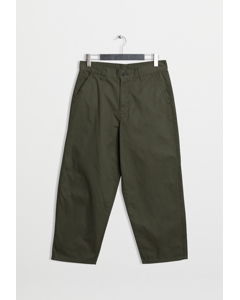Melvin Chino Utility Green