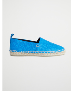 Embroidered Espadrilles  Fuschia