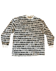 White Http Sweatshirt