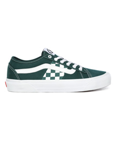 Ua Bess Ni (check) Bistro Green/true White