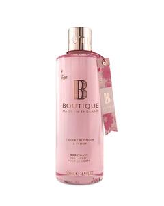 Boutique Cherry Blossom & Peony Body Wash 500ml