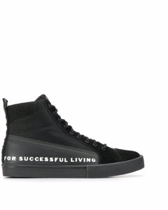 D-velows S-dvelows Sneakers Zwart