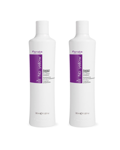 2-pack Fanola No Yellow Shampoo 350ml