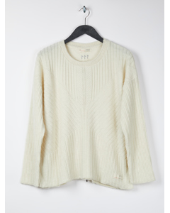 Retreat Sweater Light Chalk