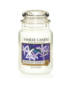 Yankee Candle Classic Large Jar Midnight Jasmine Candle 623g