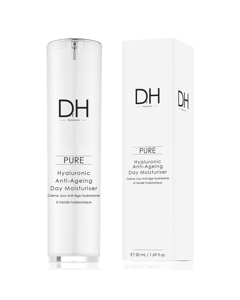 Dr h hyaluronic Acid Anti-ageing Day Moisturiser  Clear