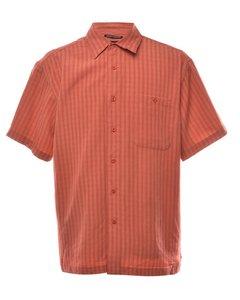 2000s Haggar Striped Shirt