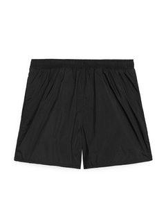 Running Shorts Black