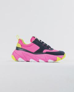 Fire Sneaker Bright Pink