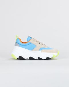 Fire Sneaker Blue/white