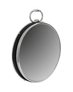 Wall Mirror Eleganca 925 silver / black