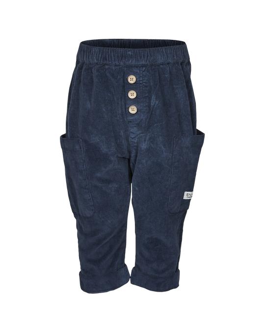 EN FANT En Fant Pants Classic Navy