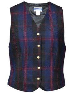 Pendleton Tartan Wool Waistcoat