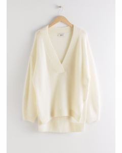 S1 Sasha Sweater White