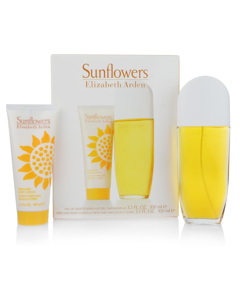 Giftset Elizabeth Arden Sunflowers Edt 100ml + Body Lotion