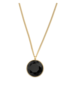 Olivia Glam Necklace G Gold