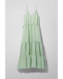 Junko Dress Light Green