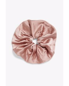 Large Scrunchie Blush Pink